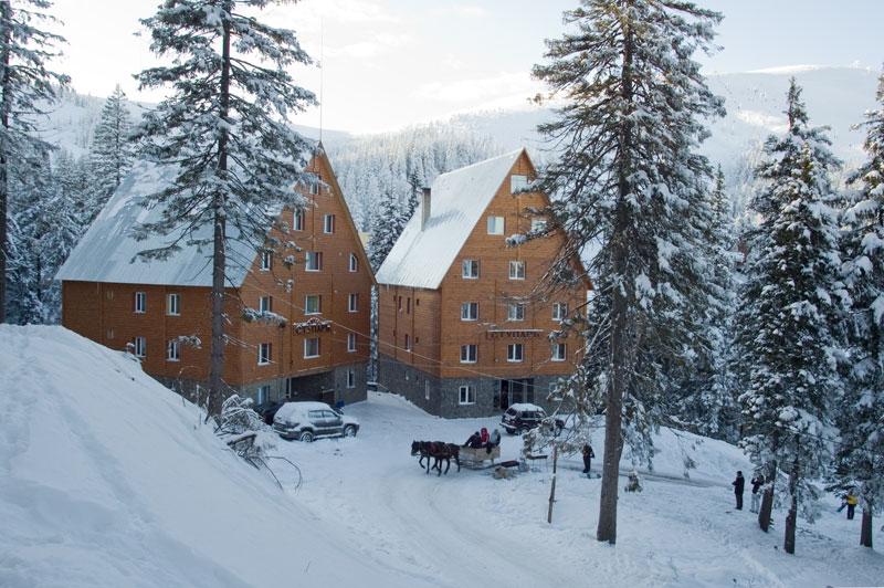 Готельний комплекс Ступар. Драгобрат