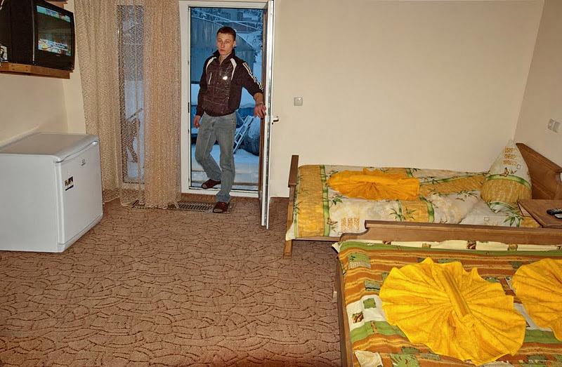 Міні-готель В стозі. Драгобрат