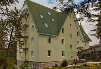 Готель Зелена дача. Драгобрат