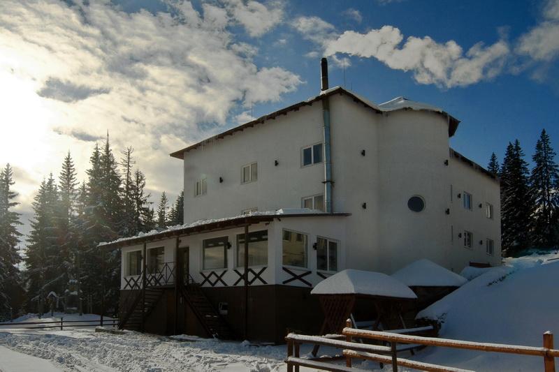 Готель Скеля. Драгобрат