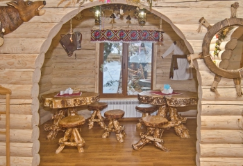 Кафе-колиба У Степана. Драгобрат