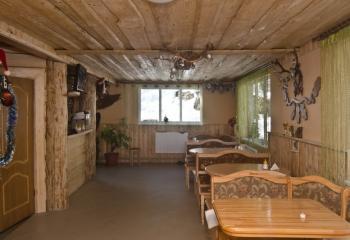 Приватна садиба У Жені. Драгобрат