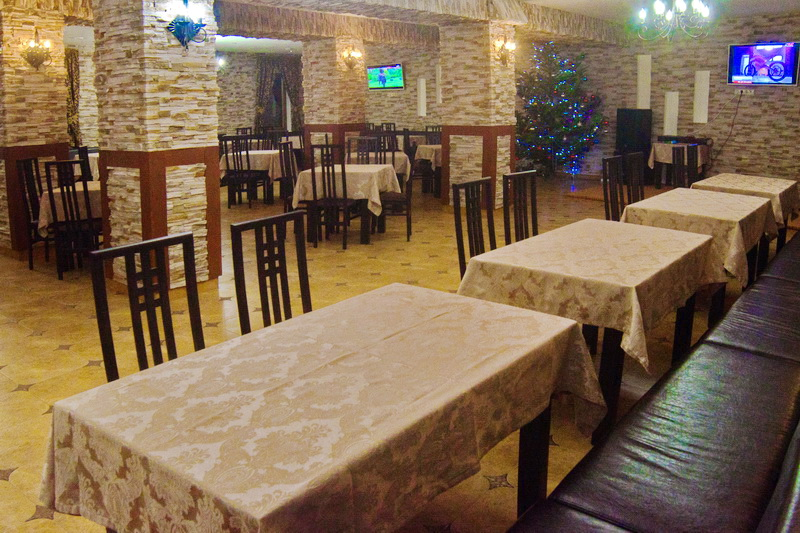 Готельно-ресторанний комплекс Дріада