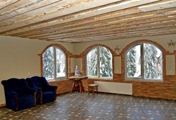 Готель Снігова королева. Драгобрат